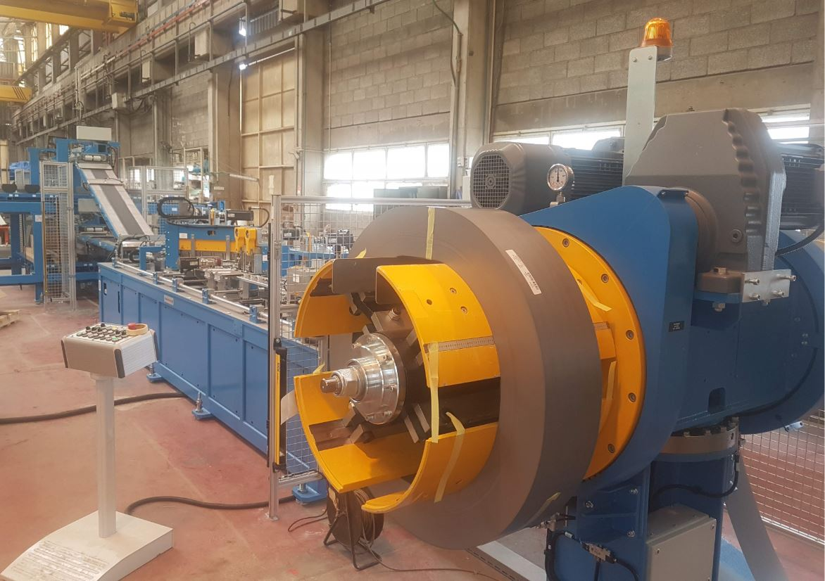 Ardan Invested in a new core cutting line